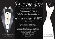 Commander's Ball & Scholarship Dinner 2016X200